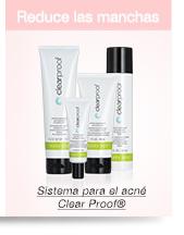 Reduce las manchas Sistema para el acné Clear Proof®