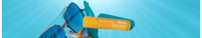 Mary Kay Sun Care Lip Protector Sunscreen Broad Spectrum SPF 15
