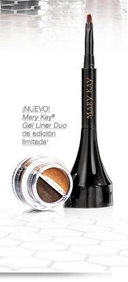 ¡NUEVO! Mary Kay® Gel Liner Duo de edición limitada†