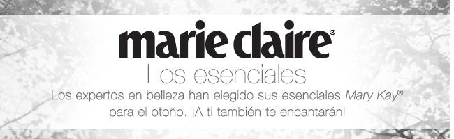 Los expertos en productos de belleza de Marie Claire han elegido cinco esenciales Mary Kay® para el otoño. ¡A ti también te encantarán!