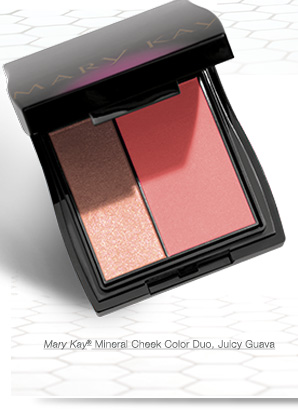 Mary Kay® Mineral Cheek Color Duo, Juicy Guava