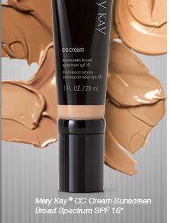 Mary Kay® CC Cream Sunscreen Broad Spectrum SPF 15*