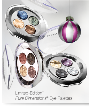 Limited-Edition† Pure Dimensions® Eye Palettes