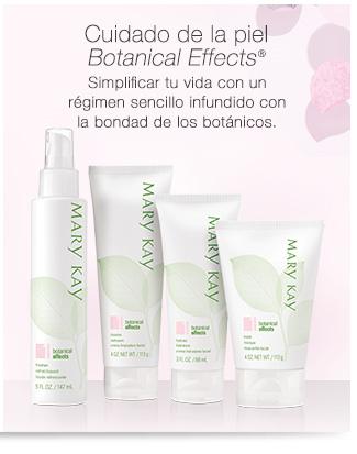 Cuidado de la piel <i>Botanical Effects</i>® | Simplificar tu vida con un régimen sencillo infundido con la bondad de los botánicos.