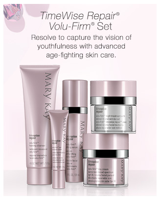 TimeWise Repair® Volu-Firm® Set |             Resolve to capture the vision of youthfulness with advanced age-fighting skin care.