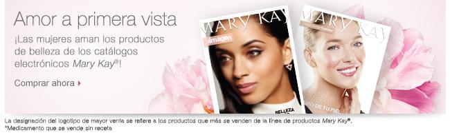 Temas románticos | ¡Las mujeres aman los productos de belleza de los catálogos electrónicos Mary Kay®! Comprar ahora La designación del logotipo de mayor venta se refiere a los productos que más se venden de la línea de productos Mary Kay®. *Medicamento que se vende sin receta