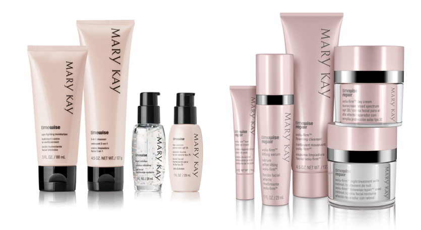 Mary Kay TimeWise Repair® and TimeWise® Miracle Set® All dressed up and ready for the holidays
