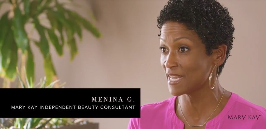 Menina G., Independent Beauty Consultant and Small Business Owner