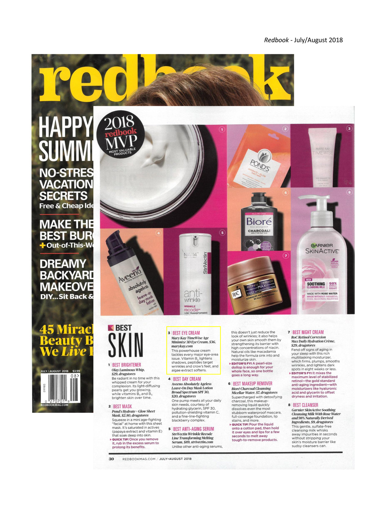 Redbook, July 2018