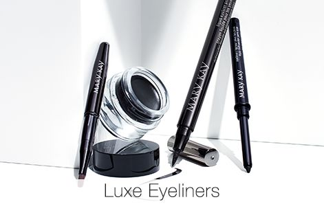Discover Mary Kay® eyeliners and how they can deliver the looks you want.