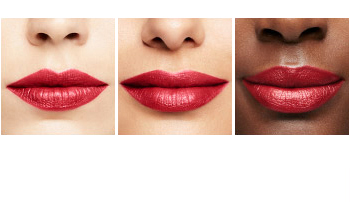 Learn about the benefits of True Dimensions® Lipstick from Mary Kay, and click on the product page to see the shades.