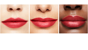 Learn about the benefits of Gel Semi-Matte Lipstick from Mary Kay, and click on the product page to see the shades.