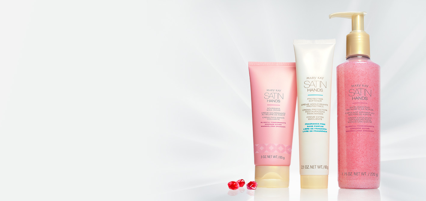 Indulge in a new pampering set for hands.