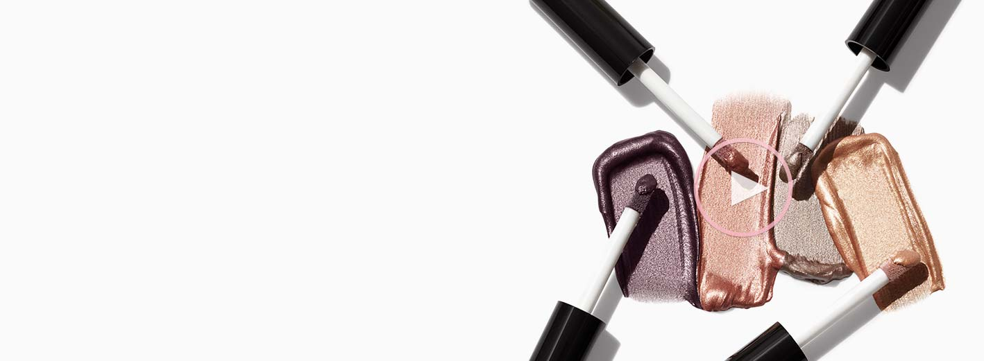 Muestras de la NUEVA Mary Kay® Liquid Eye Shadow.