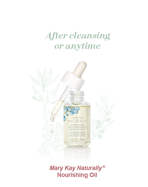 Mary Kay Naturally® Nourishing Oil