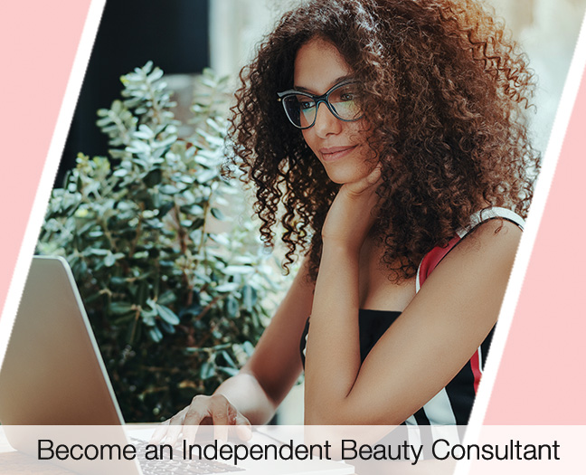 Mary Kay Independent Beauty Consultant working from home. Become an Independent Beauty Consultant .