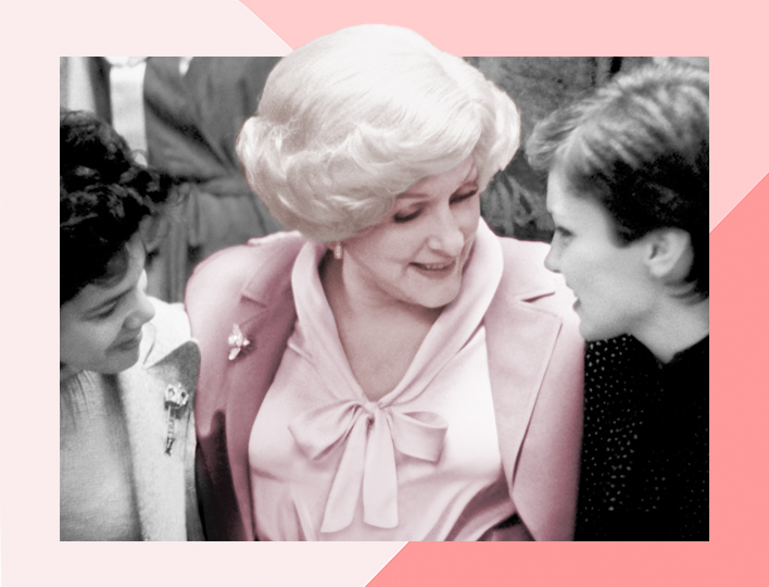 Mary Kay Ash with women