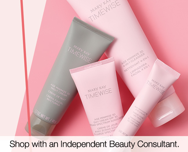 TimeWise Miracle Set 3D® from Mary Kay. Shop With an Independent Beauty Consultant.