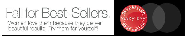 Fall for Best-Sellers. Women love them because they deliver beautiful results. Try them yourself!