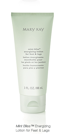 Mint Bliss™ Energizing Lotion for Feet & Legs