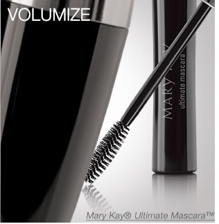 VOLUMIZE. Mary Kay® Ultimate Mascara™
