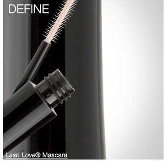 DEFINE. Lash Love® Mascara