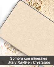 Sombra con minerales Mary Kay® en Crystalline