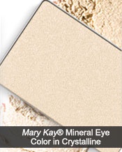 Mary Kay® Mineral Eye Color in Crystalline