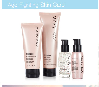 Age-Fighting Skin Care