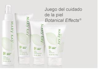 Juego Botanical Effects® Skin Care