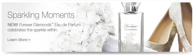 Sparkling Moments. NEW! Forever Diamonds™ Eau de Parfum celebrates the sparkle within. Learn More.