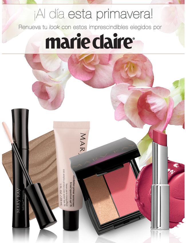 ¡Al día esta primavera! Renueva tu <i>look</i> con estos imprescindibles elegidos por Marie Claire®