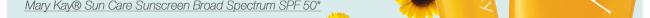 Mary Kay® Sun Care Sunscreen Broad Spectrum SPF 15*