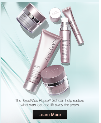 The TimeWise Repair® Set can help restore what was lost and lift away the years. Learn More.