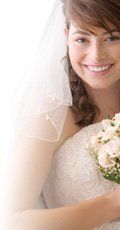"Learn how to be a beautiful bride at a Mary Kay ""Radiant Bride"" party."