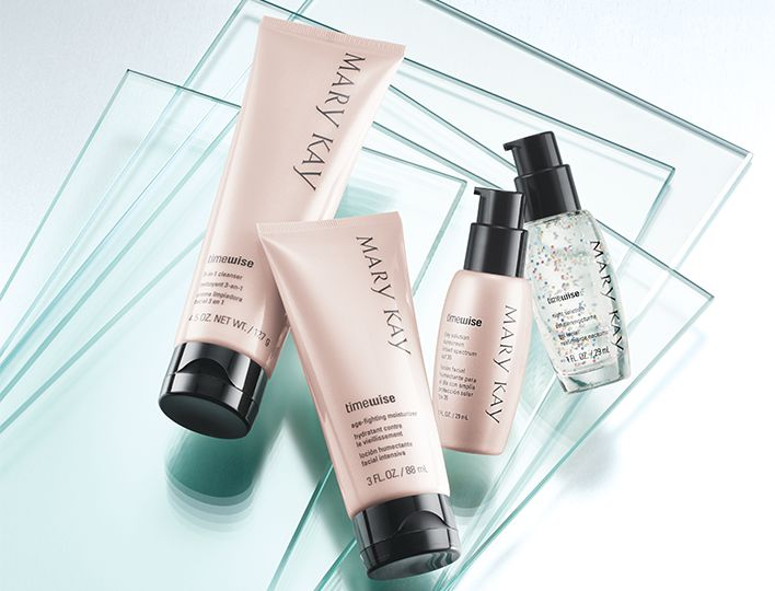 Learn more about Mary Kay product research and development.