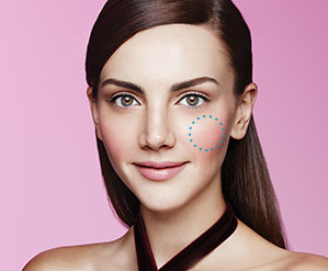 Learn how to create the Barely There Beauty look using the NEW mineral cheek color duo from Mary Kay.
