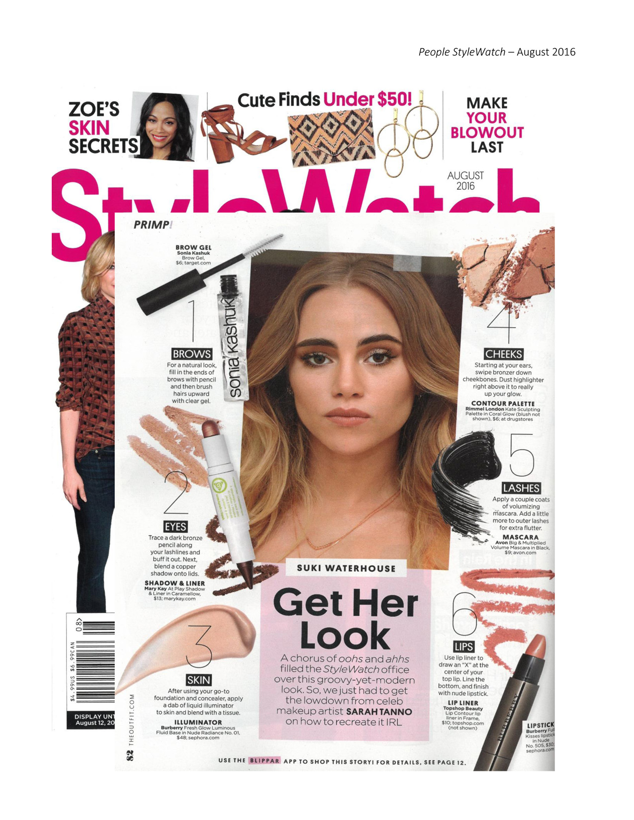 People StyleWatch, August 2016