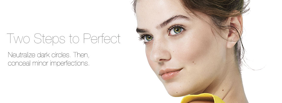 Mary Kay® Perfecting Concealer and  Mary Kay® Undereye Corrector