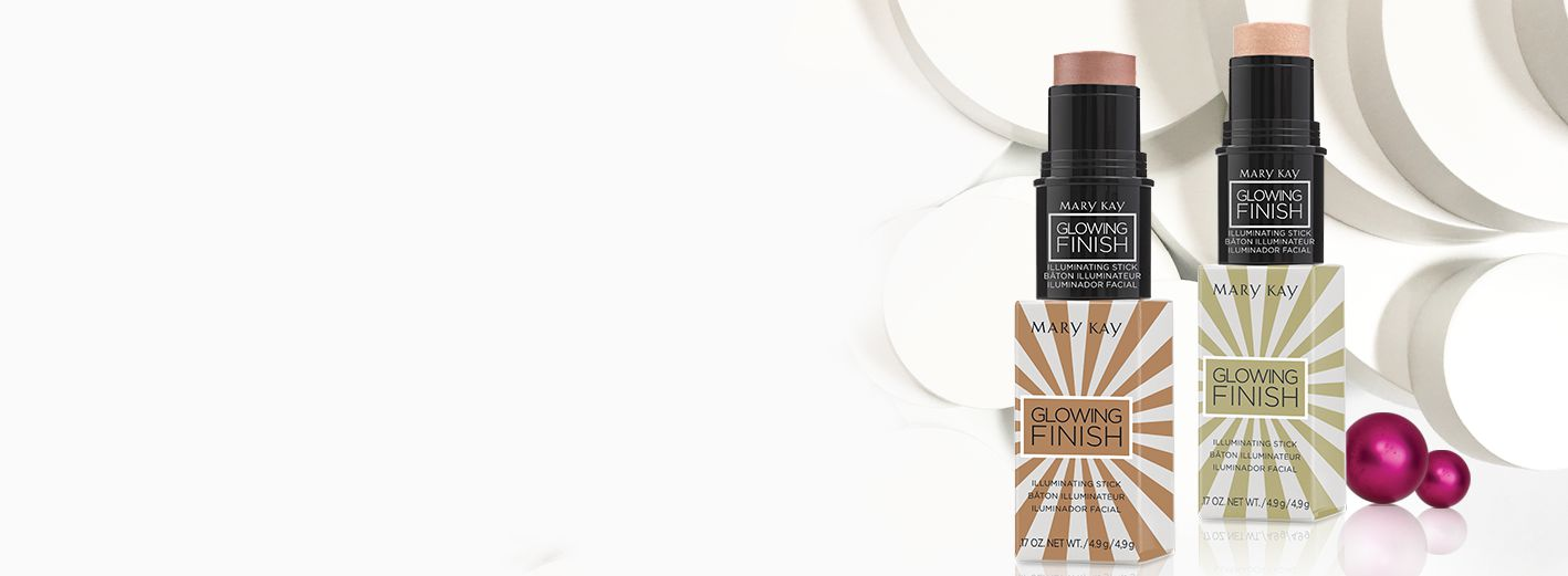 NEW! Limited-Edition† Mary Kay® Glowing Finish Illuminating Stick