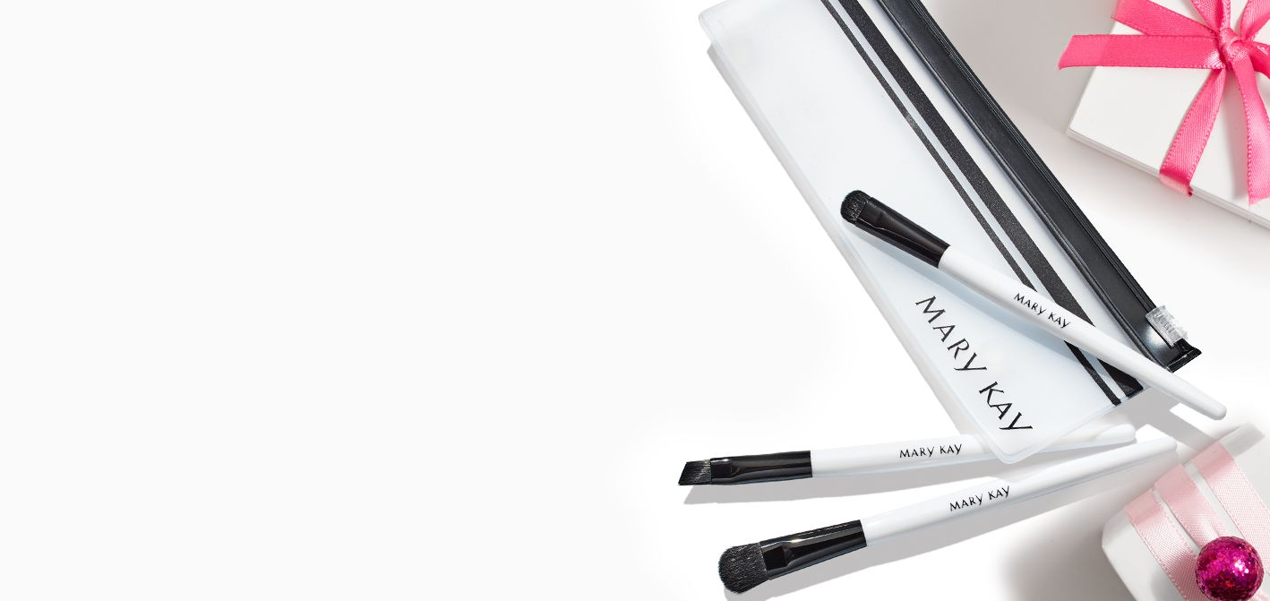 Limited-Edition† Mary Kay® Mini Eye Brush Set