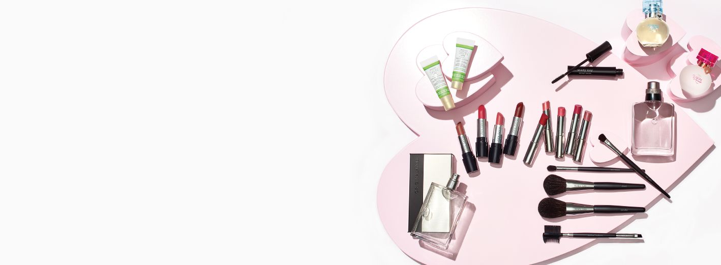 See great Valentine's Day gifts from Mary Kay.