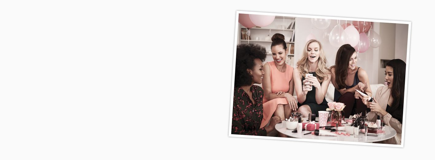 Host a Mary Kay® party, and you could earn free Mary Kay® products while you hang out with friends.