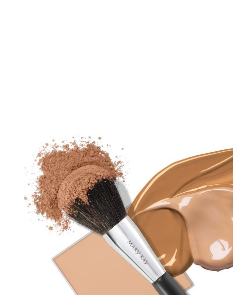 Find your perfect Mary Kay® foundation.