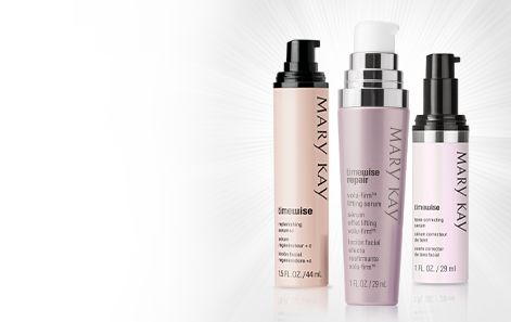 Mary Kay® serums can take your skin to another level!
