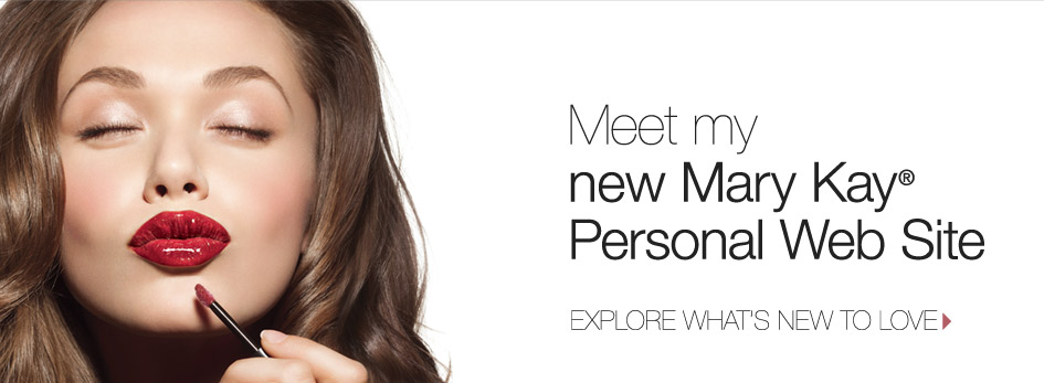 Meet my new Mark Kay Personal Web Site